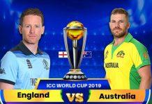 ICC World Cup 2019 England vs Australia: England opt to field against Australia