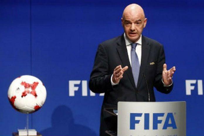 FIFA World Cup 2022,FIFA president,Gianni Infantino,FIFA World Cup,FIFA Club World Cup