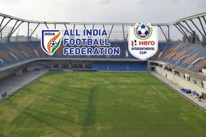 Intercontinental Cup 2019,Intercontinental Cup 2019 Tickets,Intercontinental Cup Tickets,AIFF,Sports Business News India
