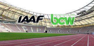IAAF,International Association of Athletics Federations,Burson Cohn & Wolfe,IAAF Partnerships,BCW
