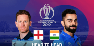 ICC World Cup 2019 Live,ICC Cricket World Cup 2019 Live,Watch ICC World Cup 2019 Live,India vs England head to head matches,Watch IND VS ENG Live