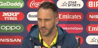 ICC World Cup 2019,ICC World Cup,Faf Du Plessis,South Africa,World Cup 2019