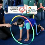 IIS, Special Olympics Bharat celebrate Olympic Day