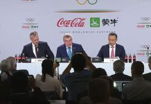 IOC creates Olympic sponsorship history, partners reveal details