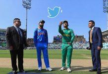 ICC World Cup 2019,ICC Cricket World Cup 2019,ICC World Cup,ICC World Cup 2019 Tweets,IND vs PAK Tweets
