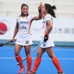India thrash Fiji 11-0 in FIH Women's Series Finals
