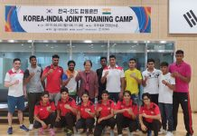 Indian Boxers on three-nation exposure trip
