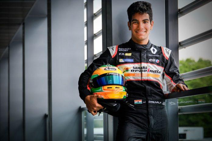 Jehan Daruvala wins feature F3 race in France