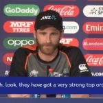 """ICC World Cup 2019: """" Australia has got a very strong top order."""" - Kane Williamson"""