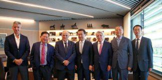 LaLiga,LaLiga China,LaLiga president,Javier Tebas,LaLiga China expension