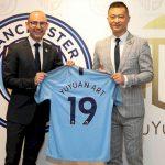Manchester City,Manchester City Partnerships,Premier League,YuYuan Art,Sports Business News