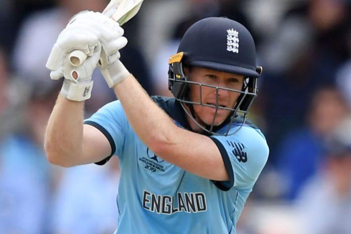 Morgan blames poor fielding after shocking defeat to Pakistan