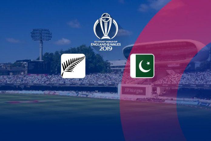 NZ win toss, elect to bat against Pakistan