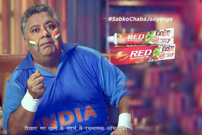 Ogilvy North encapsulate India-Pakistan rivalry in Dabur tooth paste commercial