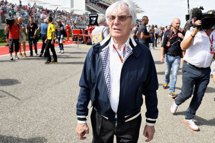 Old boss proposes formula to infuse new life in F1