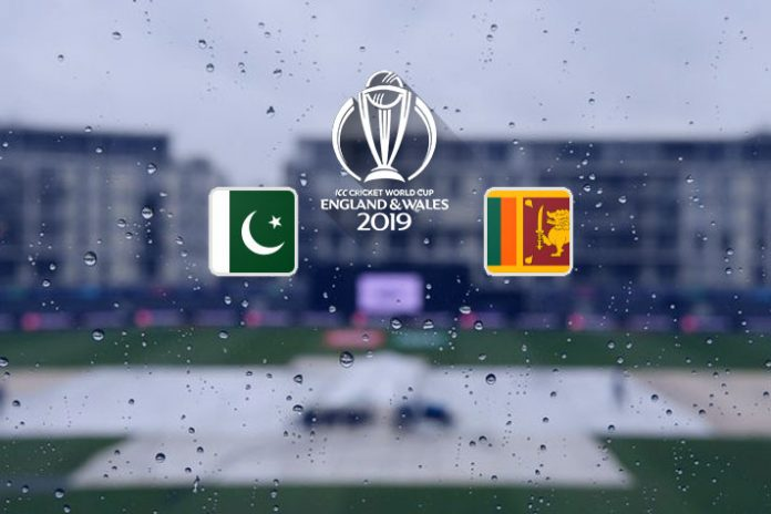 ICC World Cup 2019: Pakistan, Sri Lanka split points after wash out