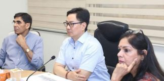 Union Minister of State for Youth Affairs and Sports,New Sports Minister,Sports Minister of India,Kiren Rijiju,National Sports University