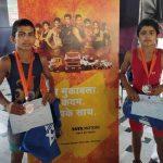 SSCB, Delhi boys excel in Tata Motors U-15 Wrestling Nationals