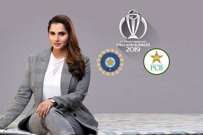 Sania slams 'cringeworthy' TV ads hyping the Indo-Pak World Cup match