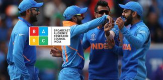 BARC Ratings,Star Sports,Star Sports 1 Hindi,ICC World Cup 2019,Sports Business News India