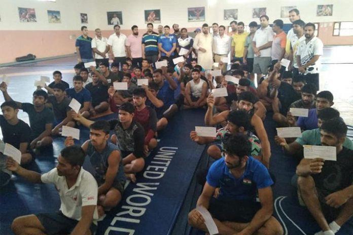 Tata Motors-WFI association brings cash incentives for junior, cadet wrestlers