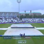India, NZ share points after another washout