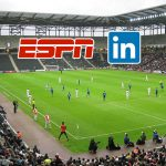 LinkedIn,ESPN,LinkedIn ESPN Office,LinkedIn ESPN Sports Quiz,Sports Business News