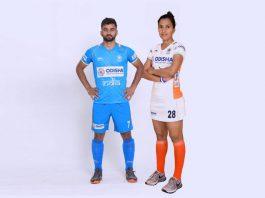 Hockey India,Hockey India kit Partner,Hockey India new Kit,Hockey India Jersey,Tokyo 2020 Olympics