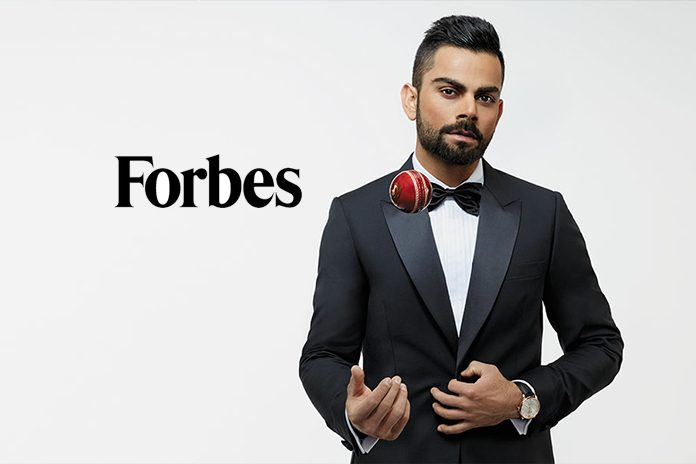 Virat Kohli,Forbes,Forbes Top 10 highest paid athletes,Forbes Top 10 highest paid athletes 2019,Top 10 highest paid athletes 2019