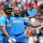 ICC World Cup 2019,ICC Cricket World Cup 2019,ICC World Cup,Virat kohli,Shikhar Dhawan