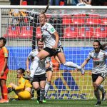 Women's football gaining in popularity but no corresponding gains for players