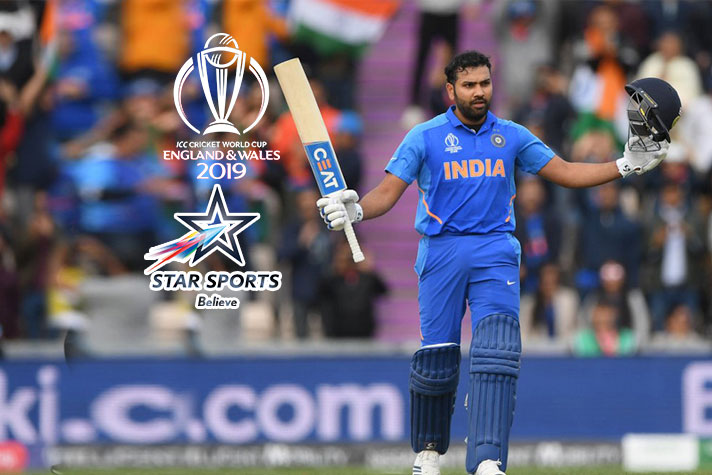 World Cup 2019 Week 1 registers record 269 mn audience on Star Sports