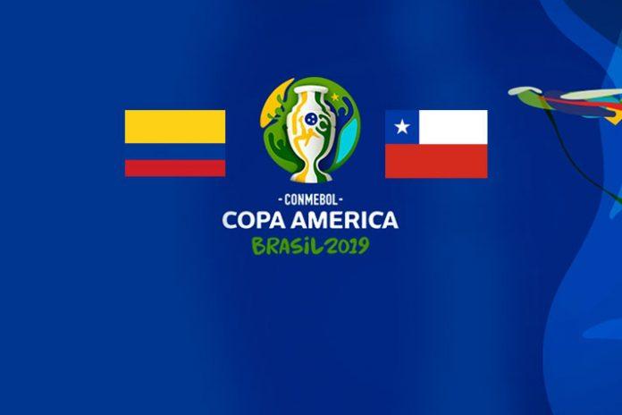 Copa America 2019,Copa America 2019 Quarter final,Copa America 2019 Quarter final Live,Colombia vs Chile Live,Watch Colombia vs Chile Live streaming