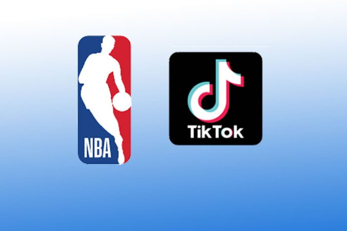 TikTok,TikTok India,TikTok Partnerships,NBA Finals,National Basketball Association