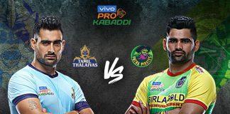PKL 2019 Live,PKL 2019 Season 7 Live,Vivo Pro Kabaddi League 2019 Live,Tamil Thalaivas vs Patna Pirates Live,Watch Tamil Thalaivas vs Patna Pirates Live