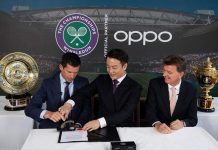 OPPO,OPPO Partnerships,Wimbledon,All England Lawn Tennis club,Sports Business News