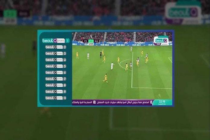 BeoutQ,Premier League,Premier League Sponsorships,BeoutQ Broadcast media rights,Sports Business News