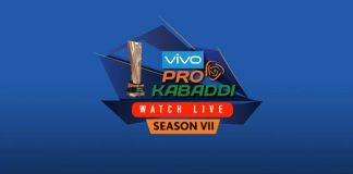 PKL 2019 Live,PKL 2019 Season 7 Live,Vivo Pro Kabaddi Live,Vivo Pro Kabaddi League Live,Star Sports Live