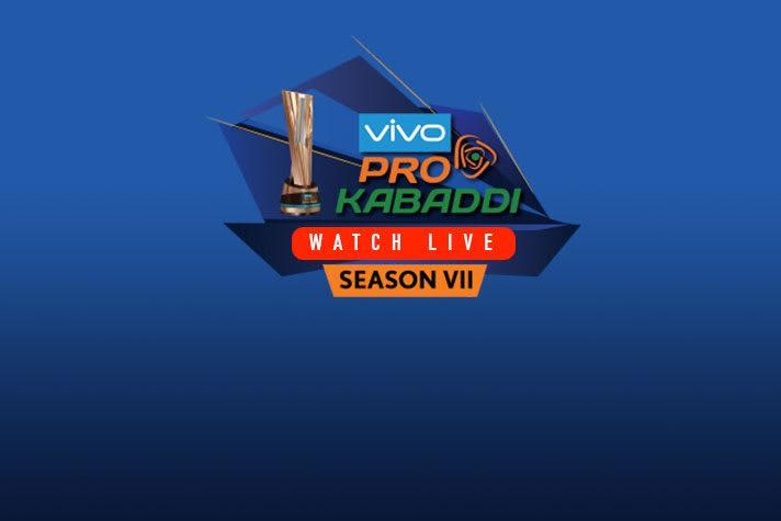 PKL 2019 Live: Vivo Pro Kabaddi 2019 How and where to watch