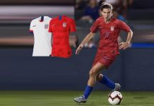 FIFA Women's World Cup,FIFA Women's World Cup 2019,FIFA Women's World Cup jerseys,FIFA Women's World Cup US team jerseys,Sports Business News
