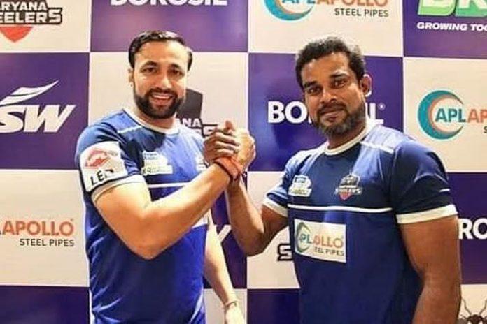PKL 2019,PKL 2019 Season 7,Vivo Pro Kabaddi League 2019,Haryana Steelers,HPL Electric