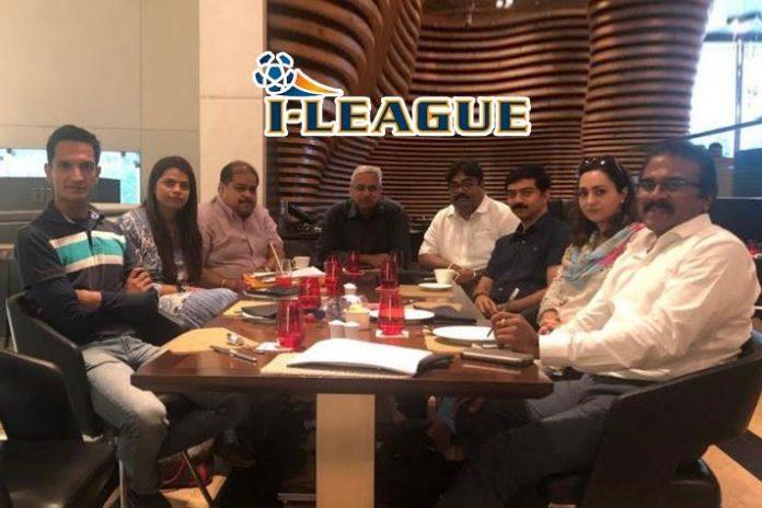 I-League,FIFA president,Football leagues in India,All India Football Federation,Gianni Infantino