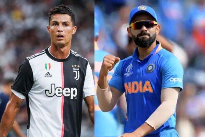 Virat Kohli,Cristiano Ronaldo,Top 10 richest athletes,Instagram Top 10 richest athletes,Sports Business News