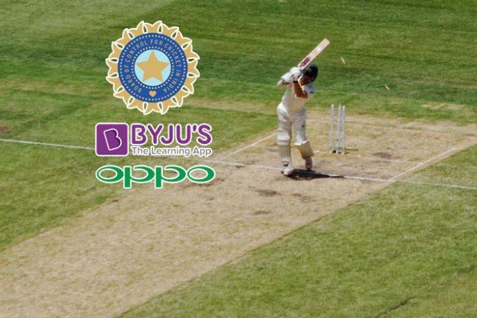 Indian Cricket Team,BCCI,Indian Cricket Team Title Sponsor,BCCI Partnerships,Byjus Partnerships