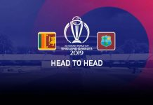 ICC World Cup 2019 Live,ICC Cricket World Cup 2019 Live,Watch ICC World Cup 2019 Live,Sri Lanka vs West Indies head to head matches,Sri Lanka vs West Indies Live