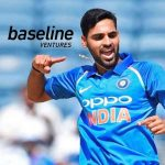 BhuvneshwarKumar,2019 ICC Cricket World Campaign,ICC Cricket World Campaign,Baseline Ventures,Baseline Ventures signing