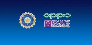 Oppo,Byjus,Byjus Sponsorships,BCCI,BCCI Sponsorships