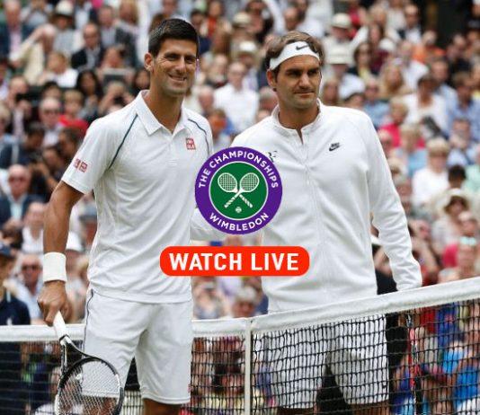 Wimbledon 2019 Live,Wimbledon 2019 final Live,Wimbledon 2019 final,Novak Djokovic vs Roger Federer Live,Sports Sports Live