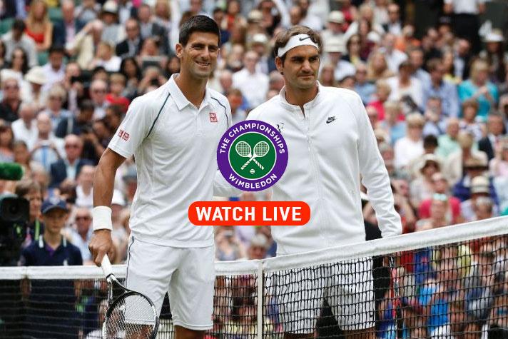 How To Watch The Wimbledon 2019 Men's Singles Final