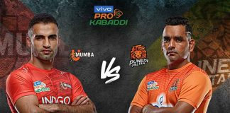 PKL 2019 Live,PKL 2019 Season 7 Live,Vivo Pro Kabaddi League 2019 Live,U Mumba andPuneri Paltan Live,Watch U Mumba andPuneri Paltan Live